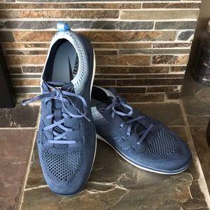 Nike Free TR Focus Flyknit Sneakers Soren Blue 10